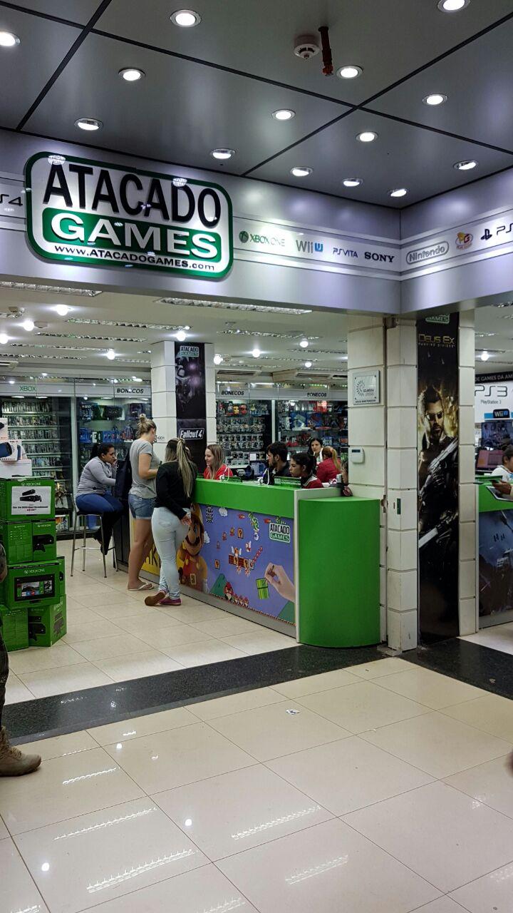 71462b029 Loja Atacado Games no Paraguai - LojasParaguai.com.br