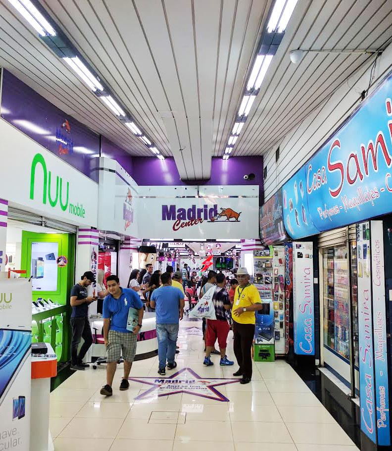 ba337e5fa Loja Madrid Center no Paraguai - LojasParaguai.com.br