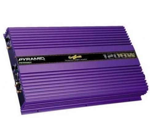 amplificador pyramid pb1010 de 1200w gold series