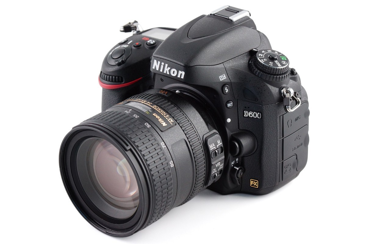 how to use nikon d600