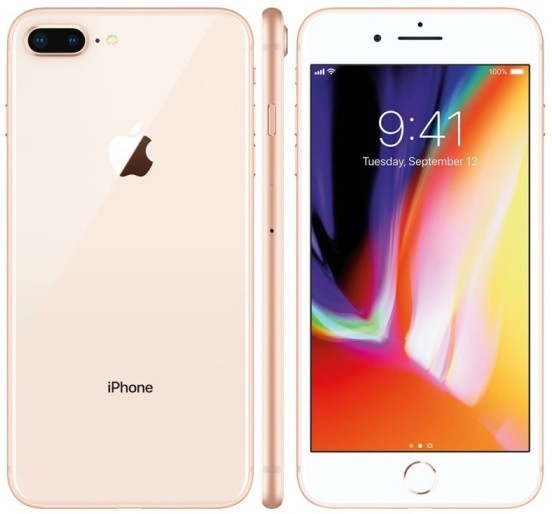 b0fcddc7e Celular Apple iPhone 8 Plus 64GB - LojasParaguai.com.br