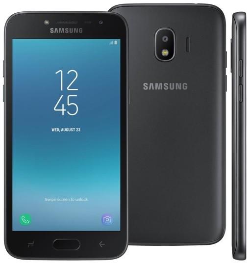 da4a23434 Celular Samsung Galaxy J4 SM-J400M 16GB Dual Sim - LojasParaguai.com.br