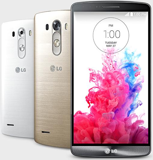 a44728a4ebd Celular LG G3 16GB LTE D-855 - LojasParaguai.com.br