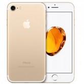 CELULAR APPLE IPHONE 7 32GB / 4G / TELA 4.7equot; / CAMERAS 12MP E 7MP / RECONDICIONADO SO APARELHO - GOLD