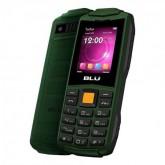 CELULAR BLU FLASH F010 32MB / 2G / DUAL SIM / TELA 1.8equot; / CAMERA VGA - VERDE