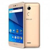 CELULAR BLU R2 R0171EE 32GB / 4G / DUAL SIM / TELA 5.2equot; / CAMERAS 13MP E 13MP - DOURADO