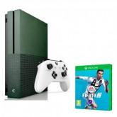 COMBO DIA DOS PAIS CONSOLE XBOX ONE S MILITARY + JOGO FIFA 19