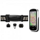GPS GARMIN EDGE 1030 BUNDLE - BRANCO E PRETO (010-01758-01)