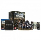 JOGO DAYS GONE COLLECTORS PS4