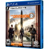 JOGO THE DIVISION 2 PS4