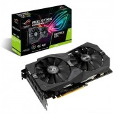 PLACA DE VIDEO ASUS ROG STRIX GEFORCE GTX 1650 O4G-GAMING 4GB DDR5