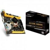 PLACA MAE BIOSTAR A10N-8800E ITX AMD QUAD CORE 2.1