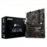 PLACA MAE MSI H310-A PRO(1151)