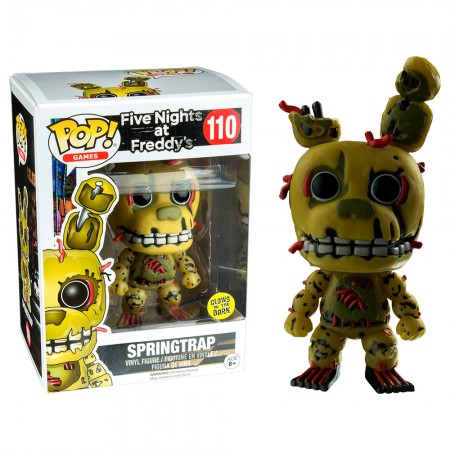 five nights at freddys springtrap game