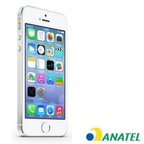 CELULAR APPLE IPHONE 5S 16GB SILVER ANATEL