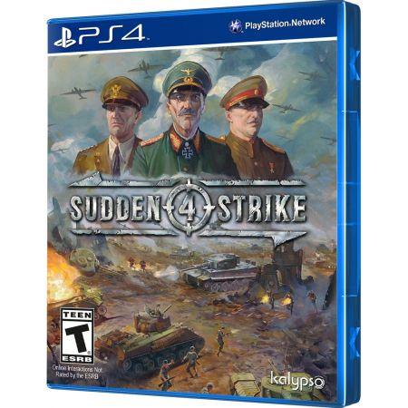 sudden strike 4 ps4 manual