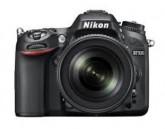 Câmera Digital Nikon D7100 24.1MP Lente 18-105 Kit