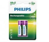 PILHA RECARGABLE (AA)R6B2-A245/97 1.2V 2450-MAH