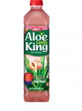SUCO ALOE VERA KING PEACH 1.5L