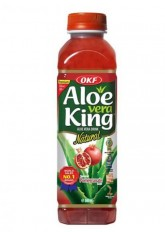SUCO ALOE VERA KING POMEGRANATE 500ML