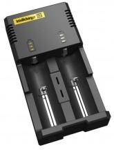 Carregador Nitecore Intellicharger I2 2V