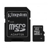 Cartão de Memória Kingston Micro SD 8GB 2IN1 SDC4