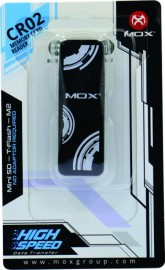 Cartão de Memória Leitor de Mox MO-CR02 Preto