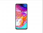 Celular Samsung Galaxy A70 A-705MD Dual chip 128GB Branco