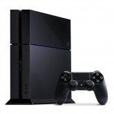 Console Sony Playstation 4 500GB Europeu 1216A Jet Black