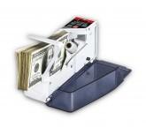 Contador e Detector de Dinheiro Portatil Quanta QTCDDP20 LED