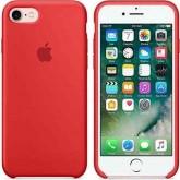 Estojo Apple MMWN2ZM para iPhone 7 Vermelho