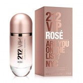 Perfume Feminino 212 CAROLINA HERRERA VIP ROSE 80ML