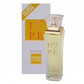 Perfume Paris Elysees I Love P.E. Eau De Toilette Femenino 100Ml