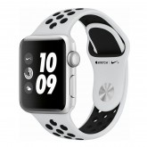 Relógio Apple Watch S3 MQKX2LL Nike+ 38mm GPS Silver