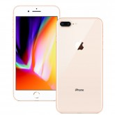 Smartphone Apple iPhone 8 Plus 64GB Tela 5.5 Chip A11 Cam 12 Mpx/7 Mpx iOS 11 (1897) -Gold Oro