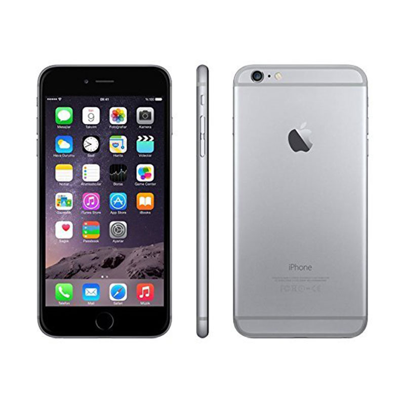 Celular Smartphone Apple iPhone 6 16Gb Gray (1549) (RB)