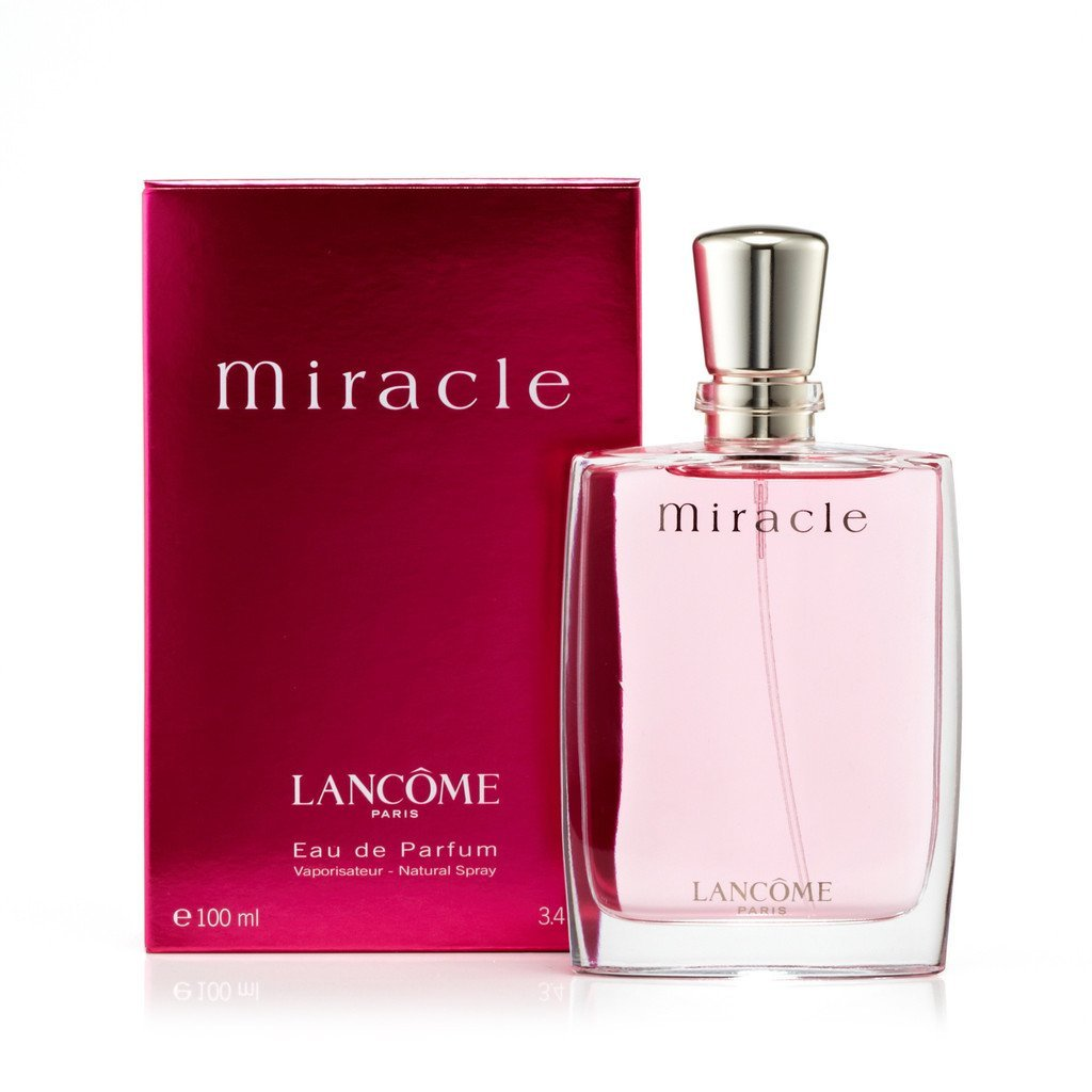 Perfume Lancome Miracle Eau De Parfum Feminino 100ml na ...