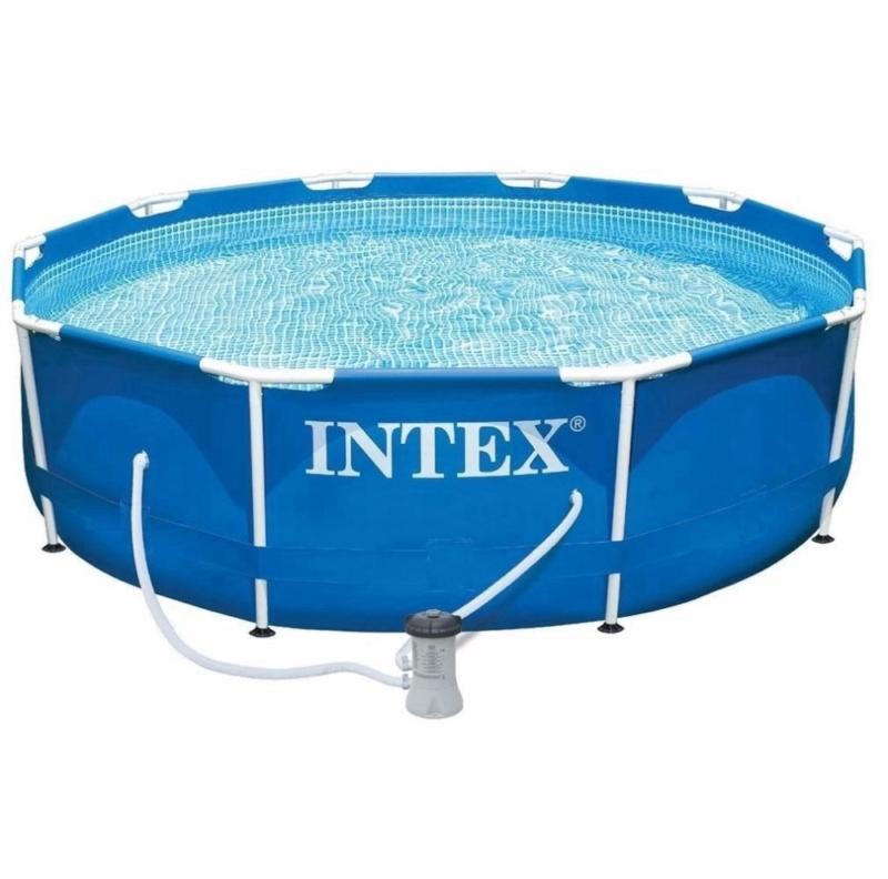 Piscina for Filtro para piscina intex