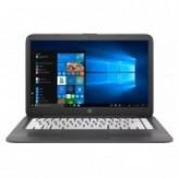 NOTEBOOK HP 14-CB012 DC/4GB/32SSD/14P/W10 GRAFFITE