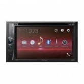 PIONEER DVD 2DIN AVH-G215 BT 6.2 CONTROLE