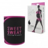 SWEET SWEAT CINTURAO ROSA