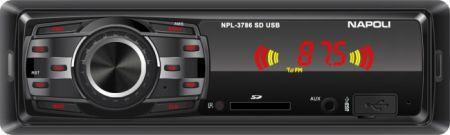 NAPOLI MP4 PLAYER NPL-3786 SD+USB