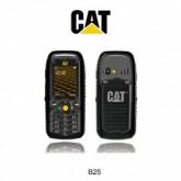 CEL CAT B25 SMARTPHONE PRETO/CINZA + OC