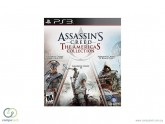 ASSASSINS CREED THE AMERICAS COLLECTION - JOGO PLAYSTATION 3