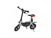 BIKE ELETRICA SMART FOSTON P-12 PRATA