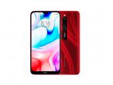 CELULAR XIAOMI REDMI 8 DUAL CHIP 64GB RED