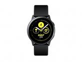 RELOGIO SMARTWATCH SAMSUNG GALAXY WATCH ACTIVE SM-R500 20 MM WIFI/BLUETOOTH/GPS BLACK