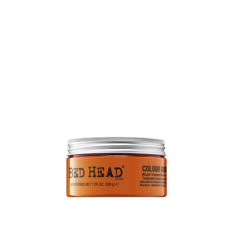 how to use bed head colour goddess mask