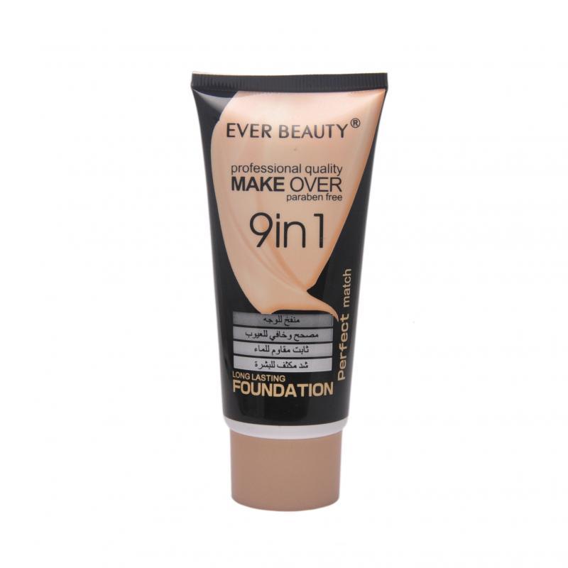 Ever Beauty Base Golden Beige 104 9in1 70ml