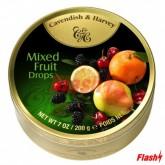 CAVENDISH BALA MIXED FRUIT DROPS LT 200G(E)